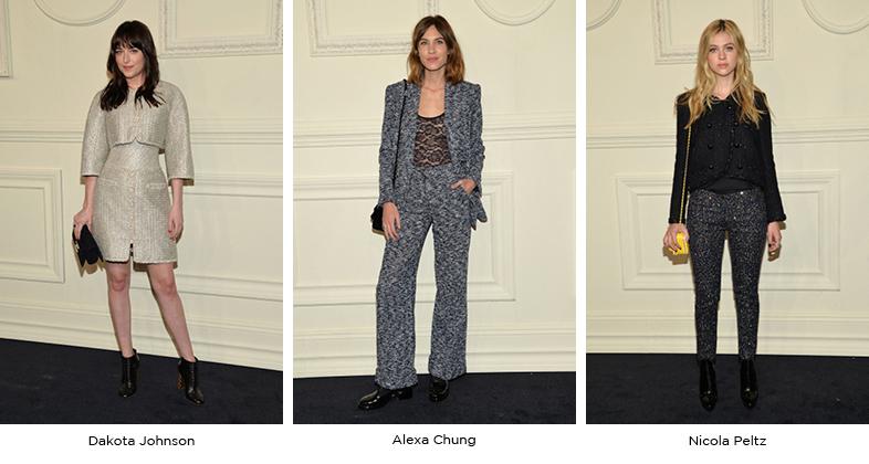 Chanel asistentes
