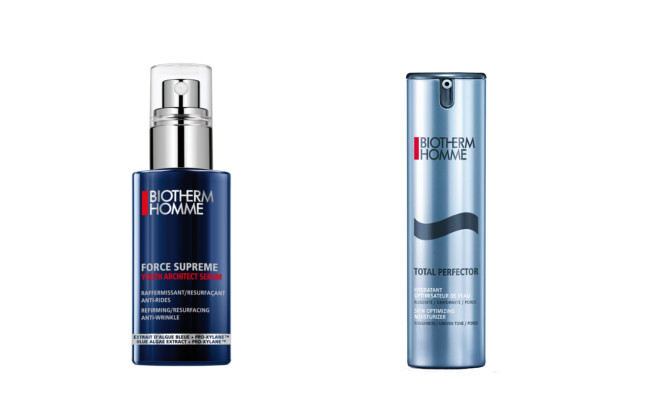 2012 FORCE SUPREME YOUNG ARCHITECT SERUM, 2013 TOTAL PERFECTOR