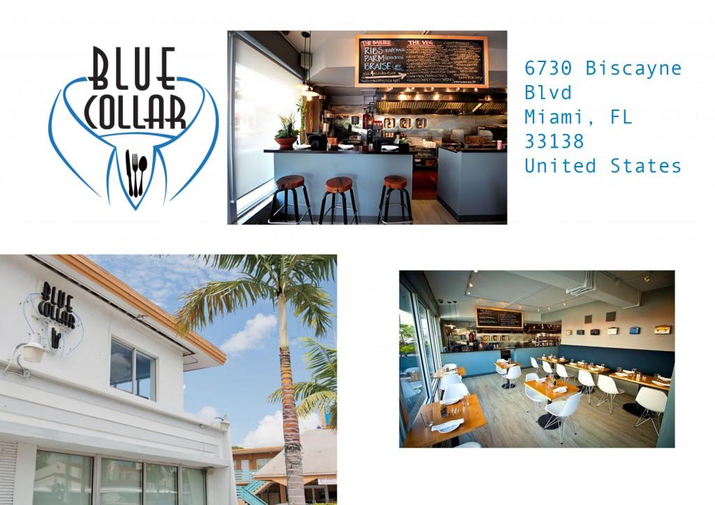 Blue Collar FOTO