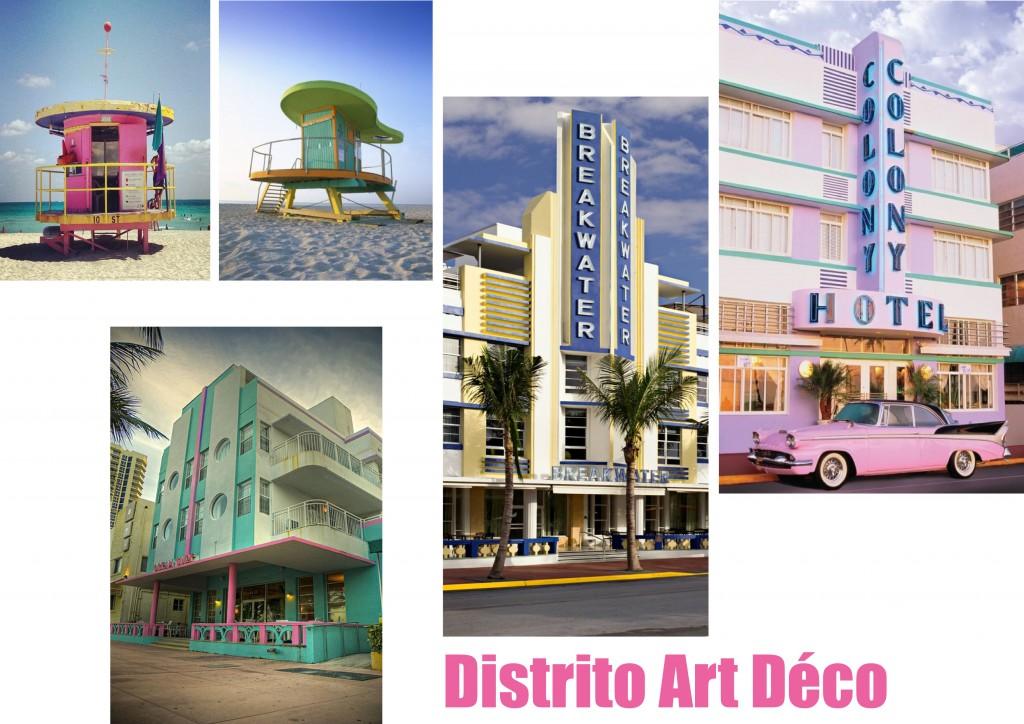 Distrito Art Deco FOTO