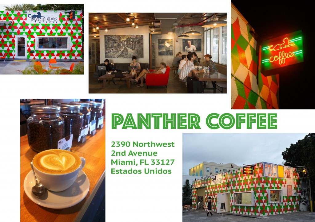 Panther Coffee foto