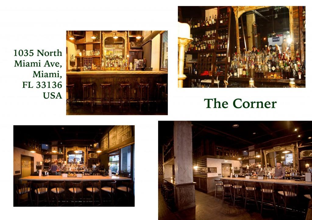 The Corner FOTO