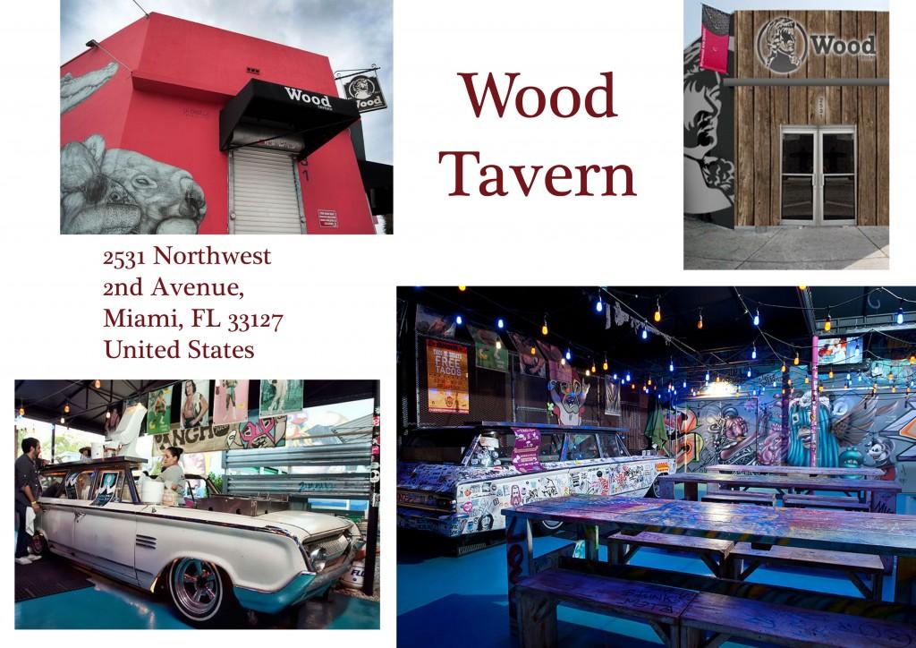 Wood Tavern FOTO