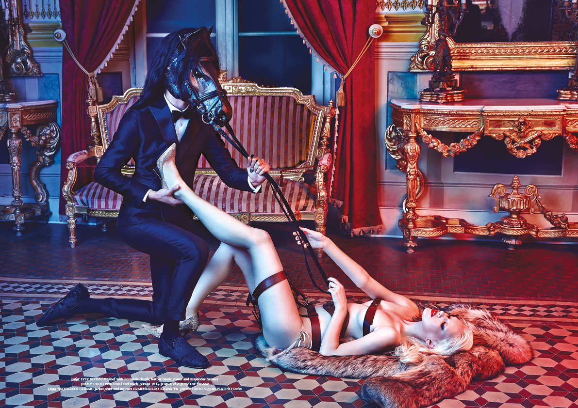 erotic ponyplay pictures