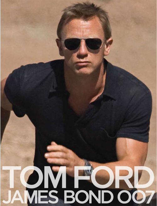 tom ford -James bond