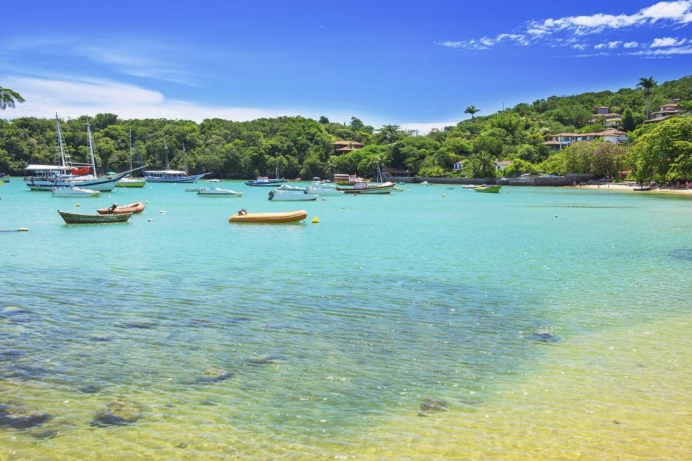 Destination.Beach Ossos in Buzios, Rio de Janeiro Extended License