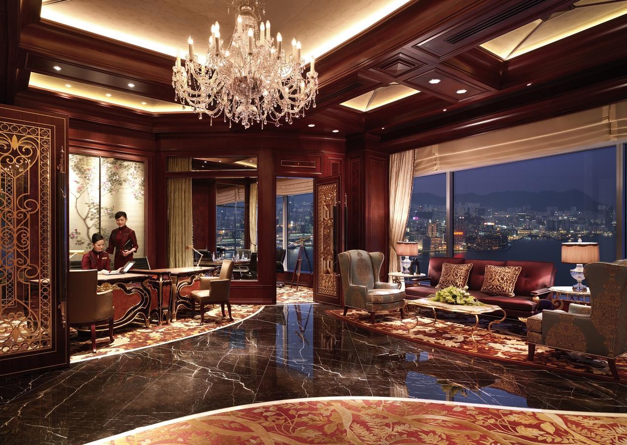 Long haul.Island Shangri-La Hong Kong