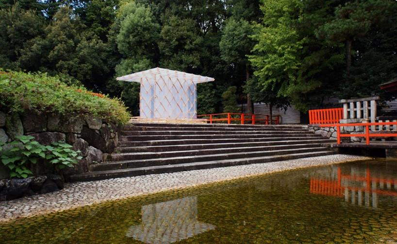 kengo-kuma-design-miami-tea-pavilions-galerie-philippe-gravier-designboom-12-818x502