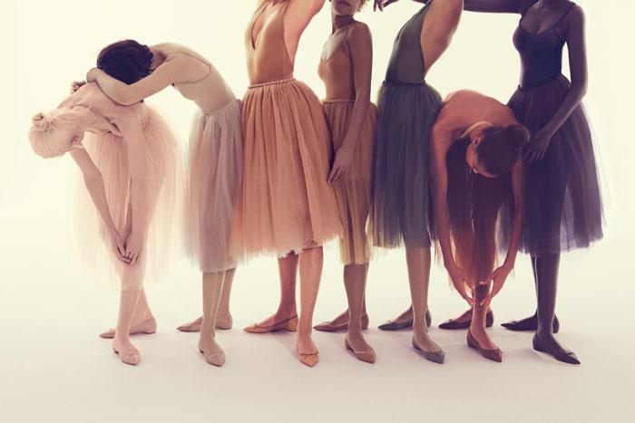 CHRISTIAN LOUBOUTIN Bailarinas de moda