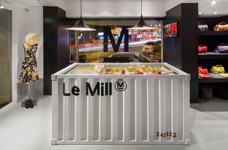 6. LE MILL- MUMBAY