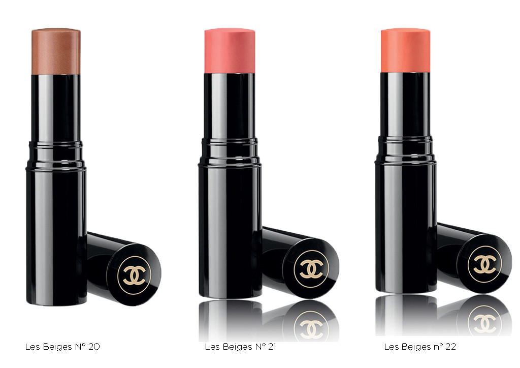 CHANEL- LES BEIGES STICK