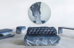 fernando mastrangelo, drift serie, diseño, lo último en diseño, arte y diseño, muebles, Magazine Horse