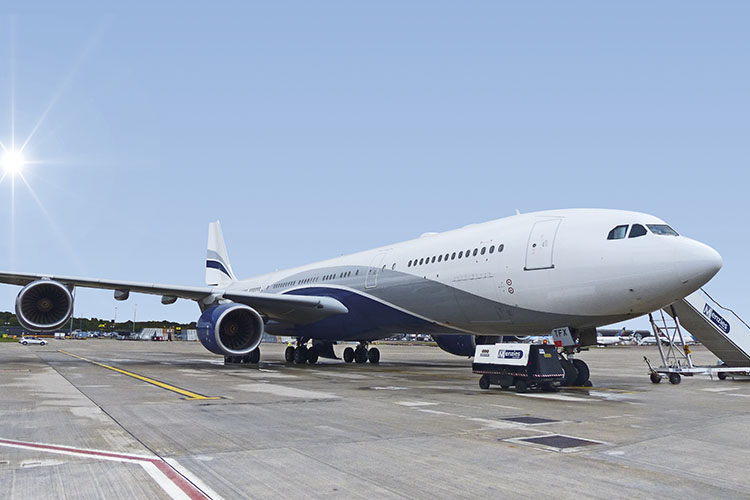 crucero aereo