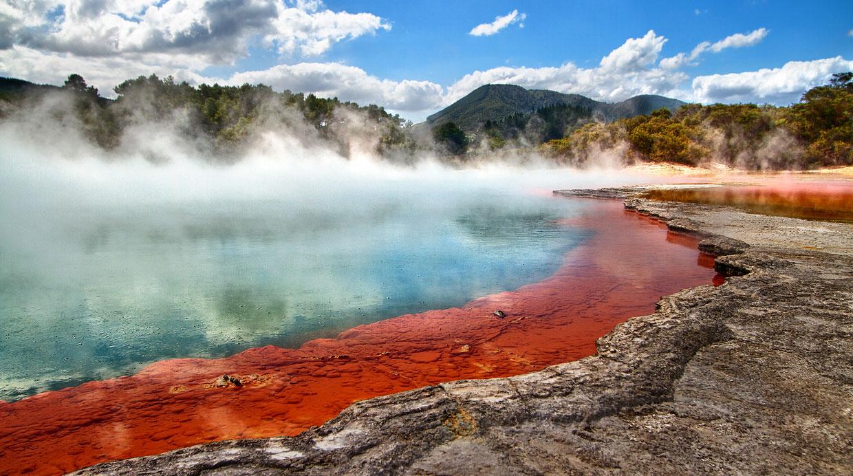 Rotorua-nueva zelanda