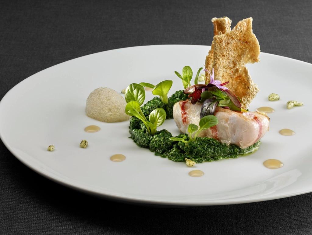 horse gastronomia estrellas michelin destinos viajes martin berasategui plato