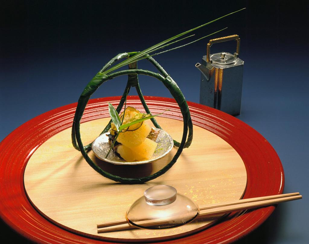 horse viajes destinos gastronomia estrella michelin cocina kioto