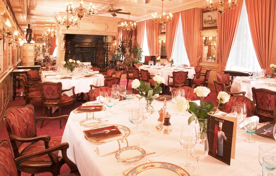 lyon bocuse restaurante estrellas michelin viajes gastronomia