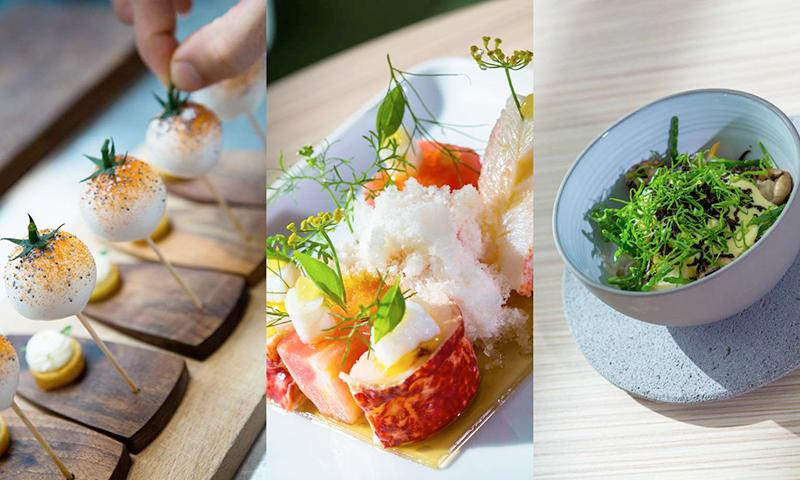 lyon-platos-le-neuvieme-art-gastronomia-restaurante-estrellas-michelin-viajes-de-lujo