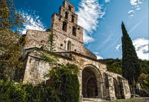monasterio santa maria en gerri de la sal, hotel grau roig, viajes, viajes de lujo, magazine horse