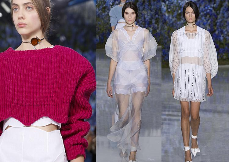 mangas del verano 2016, Dior, moda, tendencias moda, Magazine Horse