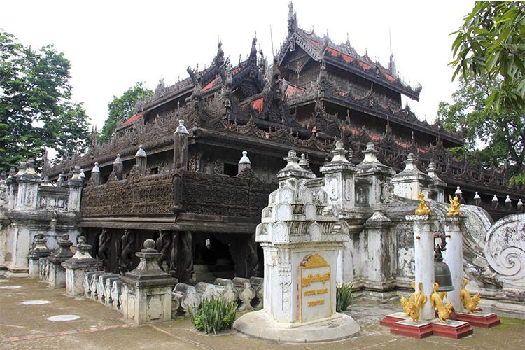 Monasterio-Shwe-Nandaw-Kyaung