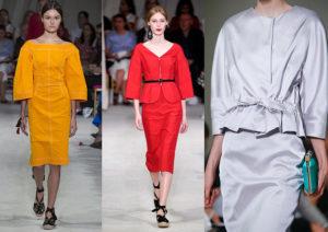 summer sleeves of 2016, Óscar de la Renta, fashion, fashion trends, mangas del verano 2016, mangas, moda, accesorios de moda, tendencias de moda, magazine horse