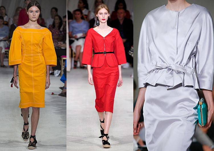 mangas del verano 2016, Oscar de la Renta, moda, tendencias moda, Magazine Horse