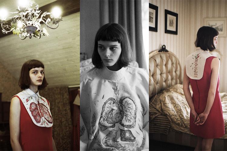 LISA SMIRNOVA, HORSE MAGAZINE, MODA, ARTIST AT HOME