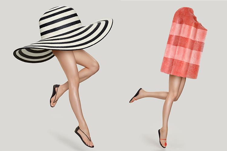 sandalias flip-flop