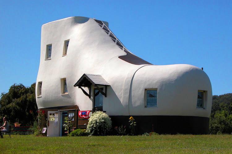 casa-zapato-arquitectura-peculiar-Magazine-Horse-arte-y-diseño - Magazine Horse