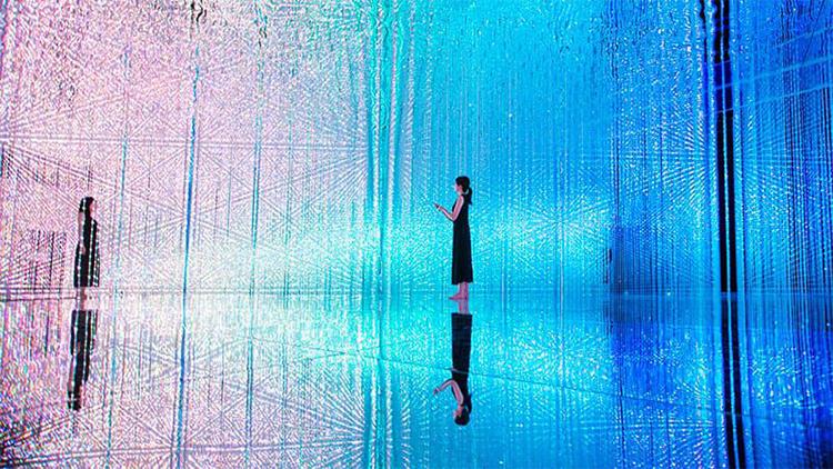 arte digital de inmersión, horse magazine, arte y diseño