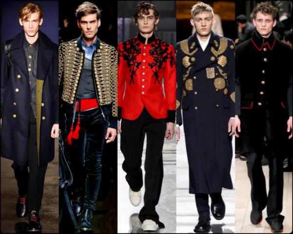 moda hombre, moda hombre otoño 2016, men fall 2016 trends, military style, tendencias hombre, men trends, tendencias, trends