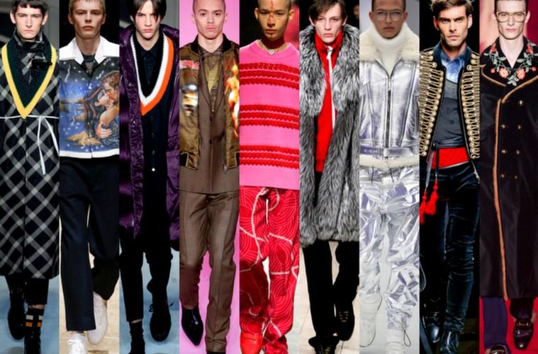 Moda hombre oto o invierno 2016 2017 tendencias for Moda de otono 2017