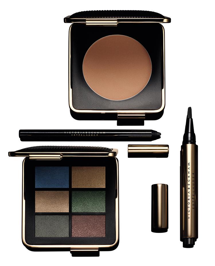 victoria beckham, estee lauder, belleza, moda, maquillaje, magazine horse