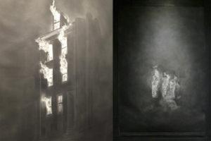 Simon Schubert, fantasma de papel, papel, arte con papel, arte y diseño, magazine horse
