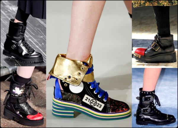 Los Invierno De Mujer Zapatos 20162017 7 Otoño Tendencia nOPXk08w
