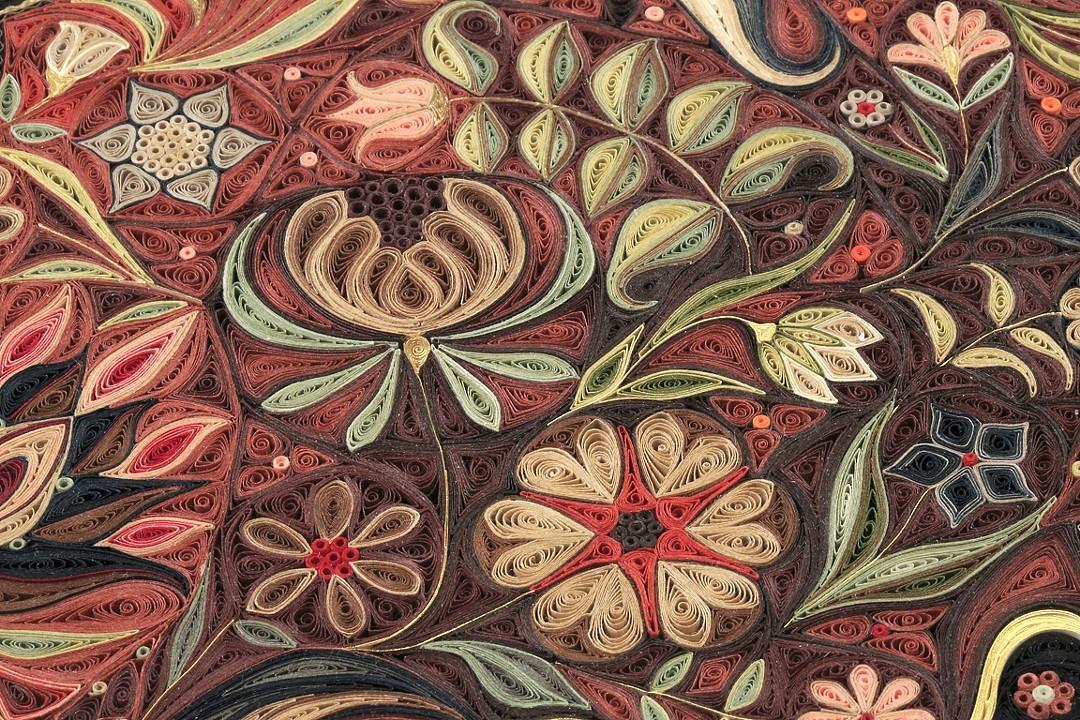 papel, alfombras de papel, lisa nilsson