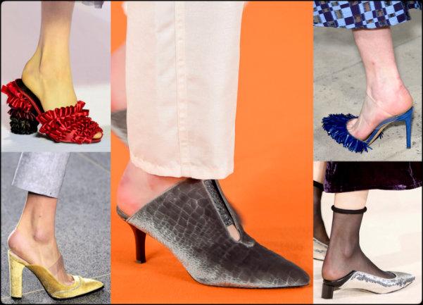 0a64a5f7d1 Los 7 Zapatos de Tendencia Mujer Otoño-Invierno 2016 2017