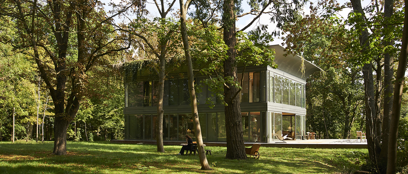 The P.A.T.H. houses are designed in a way that they conciliate beauty and sustainability.