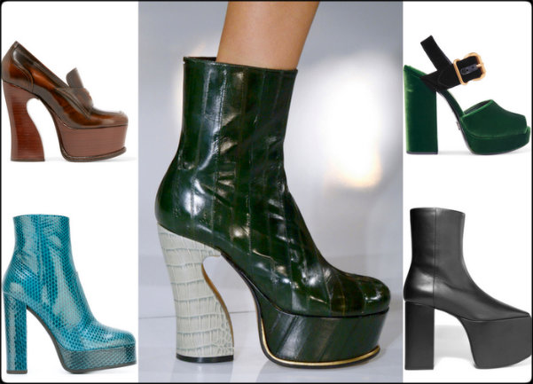 94d901dfc Los 7 Zapatos de Tendencia Mujer Otoño-Invierno 2016 2017