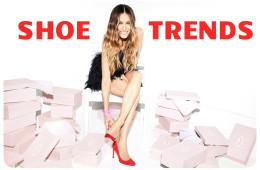 tendencias de zapatos los zapatos mas cool, los zapatos más trendy