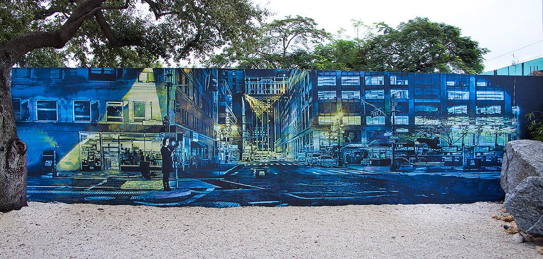 art basel miami - magazine horse - wynwood murals