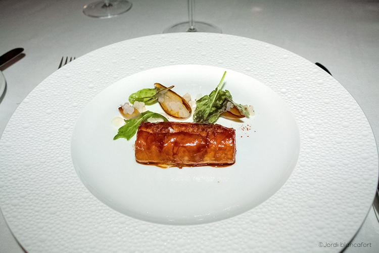 harry wieding, chef, mercer restaurant, restaurante barcelona, gastronomía, viajes