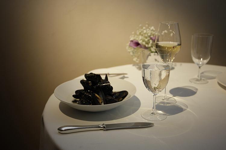 harry wieding, chef, mercer restaurant, restaurante barcelona, gastronomía