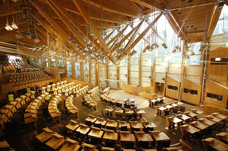 benedetta tagliabue, benedetta tagliabue entrevista, arquitectura, scottish parliament building