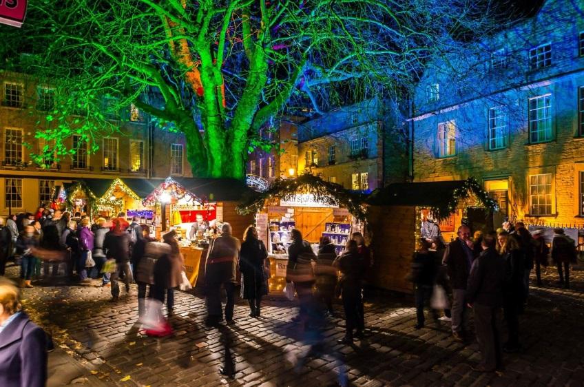 El mercadillo de Navidad más grande y reputado de las Islas Británicas.