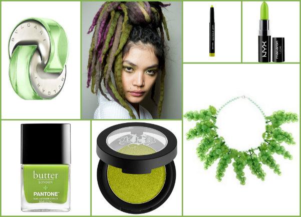 greenery, la basílica galería, greenery beauty, greenery makeup, greenery belleza, greenery looks, greenery pantone, pantone