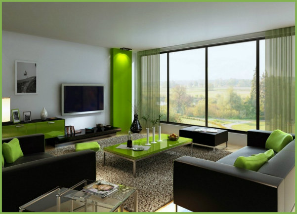 greenery, greenery deco, greenery decoración, greenery looks, greenery pantone, pantone