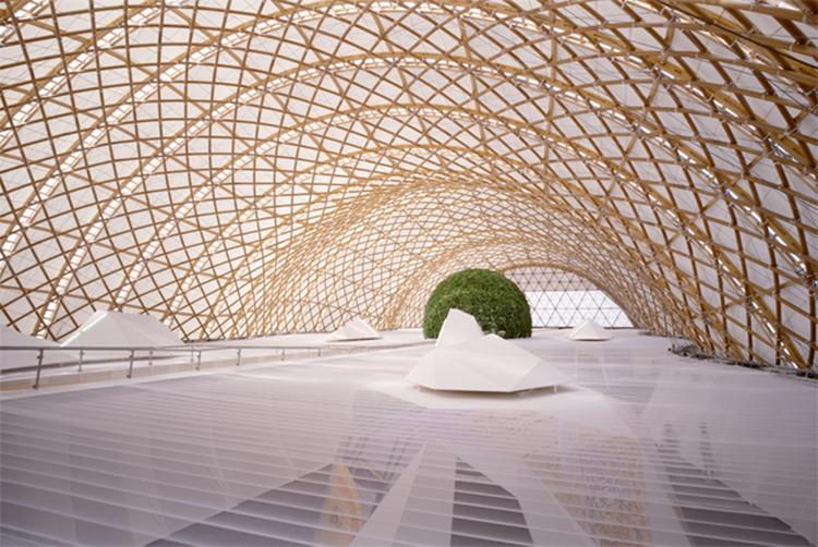 benedetta tagliabue, benedetta tagliabue entrevista, arquitectura, benedetta tagliabue arquitecta, frei otto, expo hannover 2000