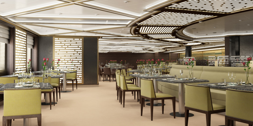 Restaurante Indochine